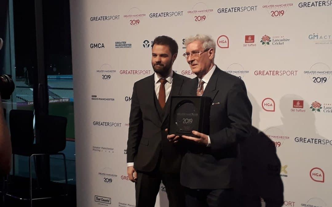Roger Boyer Unsung Hero Award